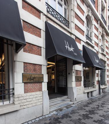 Hoet + Eyewear + Brussels fashion