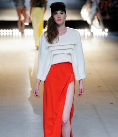 Fashion Brussels + La Cambre + Annouk Fallon