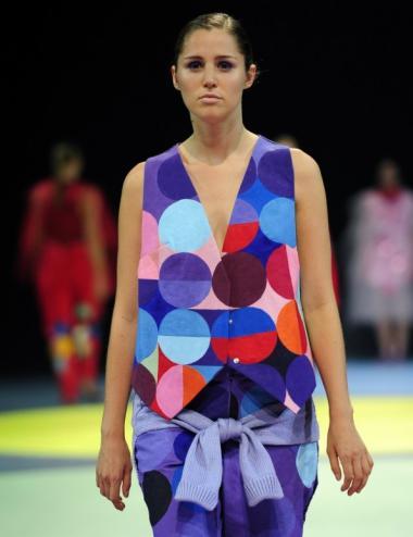 Fashion Academy Antwerp + show 14 + Clara Jungman Malmquist + Secrets of Belgian Style