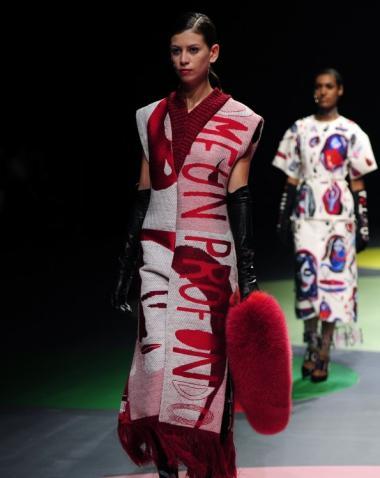 Fashion Academy Antwerp + show 14 +  Virginia Burlina