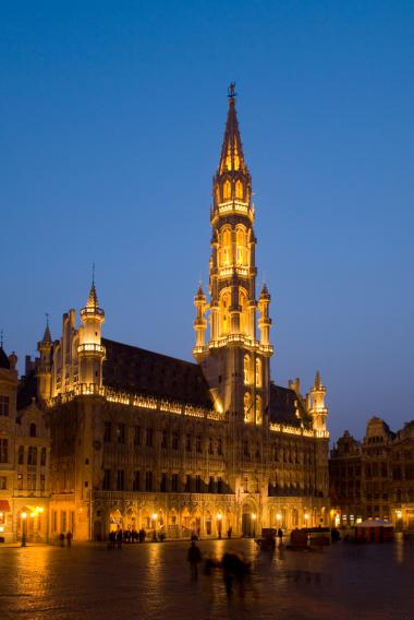 Brussels + Grand Place + Brussels shopping tour