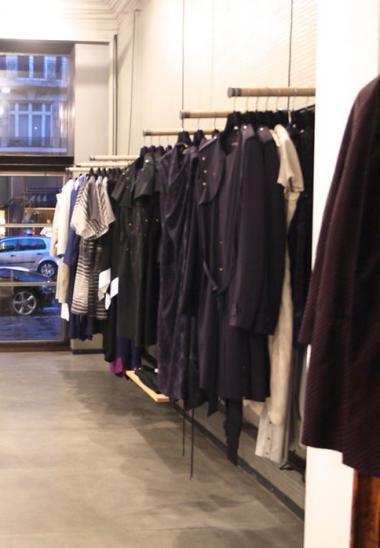 Fashion Brussels + Stijl + shop Dansaert